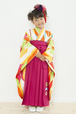 女の子の着物セット